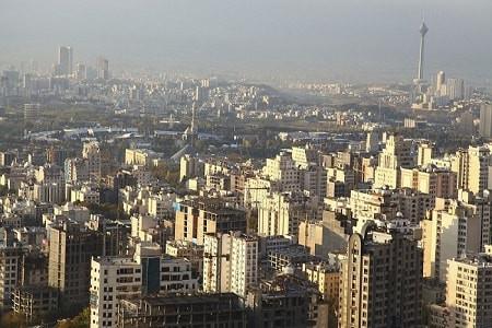وضعیت تورم ملکی در بازار مسکن تهران