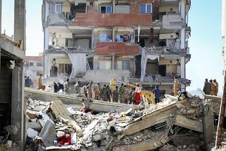 افزایش قیمت مصالح ساختمانی در مناطق زلزله زده استان کرمانشاه