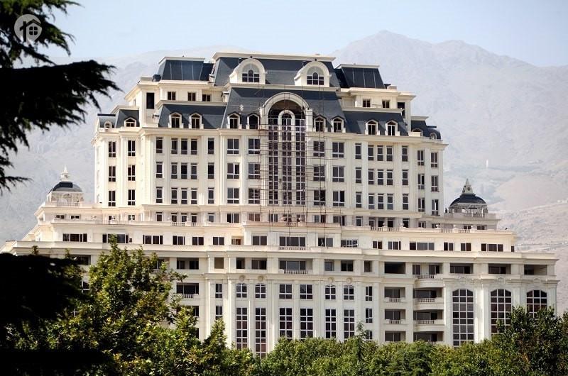 رکود در خرید و فروش آپارتمان های لوکس شمال تهران