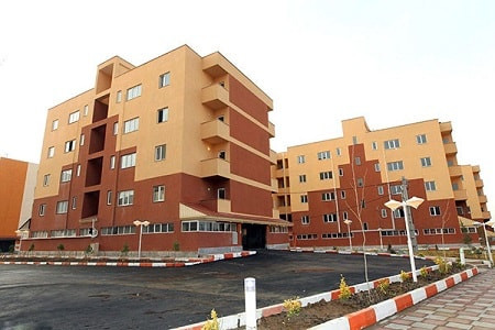 مشکلات آپارتمان های مسکن مهر در شهر پرند