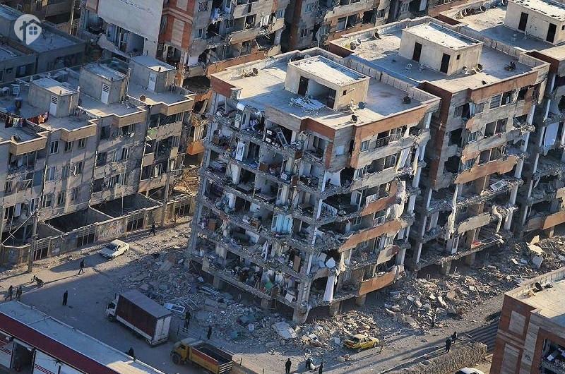 روند خوب ساخت و ساز واحدهای مسکونی در مناطق زلزله زده کرمانشاه