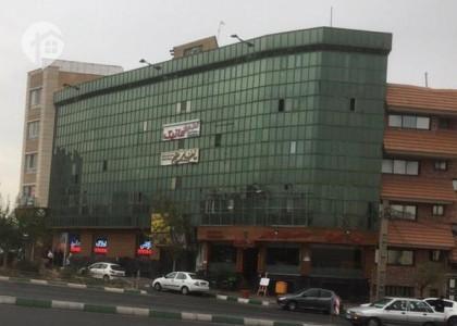 رهن و اجاره دفترکار (موقعیت اداری) 106 متری