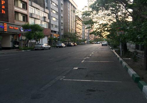 خیابان سمیه